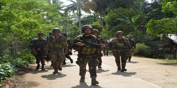 Philippine military says 5 Indonesians kidnapped by Abu Sayyaf militants