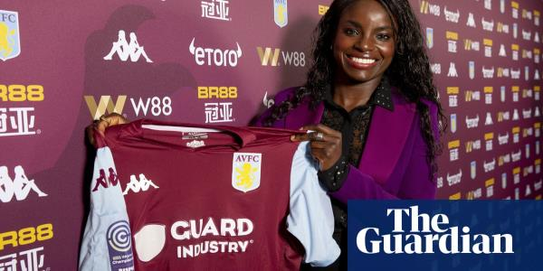 Eni Aluko takes job as Aston Villa Womens sporting director