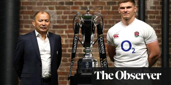 Eddie Jones: 'When England show togetherness we are powerful'