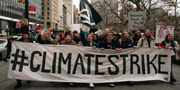 Kids are taking the streets: climate activists plan avalanche of events as 2020 election looms