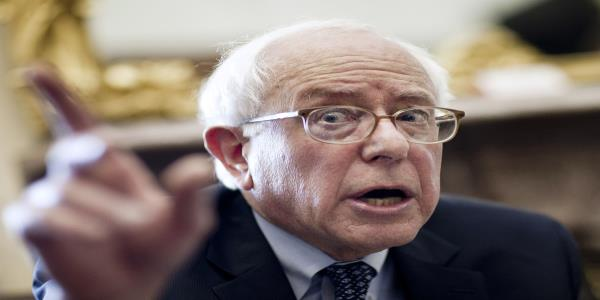 LGBT Rights Group Demands Sanders Renounce Rogan Endorsement