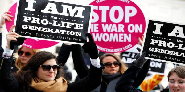 Virginia Legislature Moves to Liberalize Abortion Laws