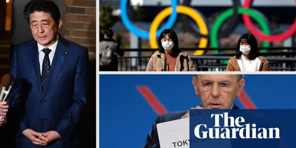 Tokyo 2020: how coronavirus forced an Olympic postponement – video timeline