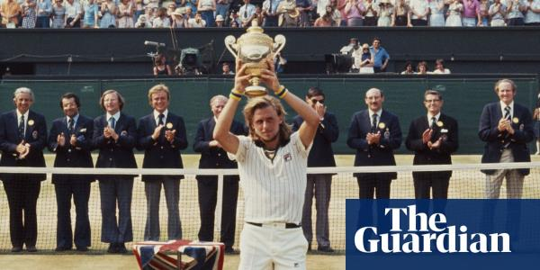 The greatest: Bjorn Borg – enigma with a bomb-proof winning mentality | Tim Lewis