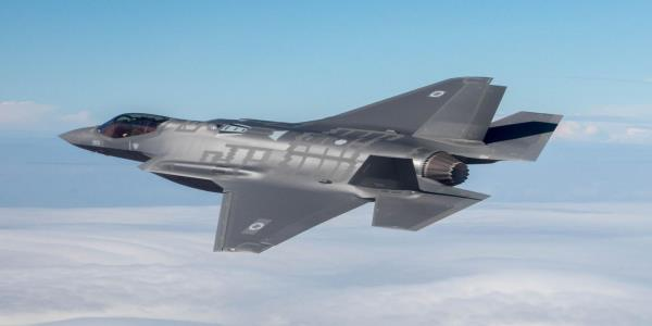 F-35s Go to War: Why Israels Strike on Syria Was so Successful