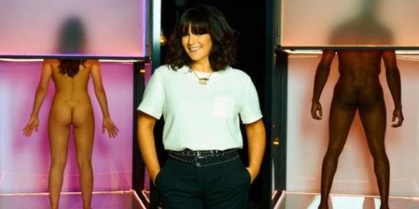 Naked Attraction Host Anna Richardson Defends Controversial Show From Complaints