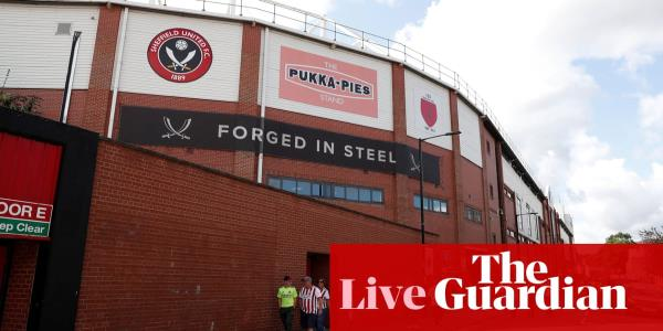 Sheffield United v Crystal Palace: Premier League – live!