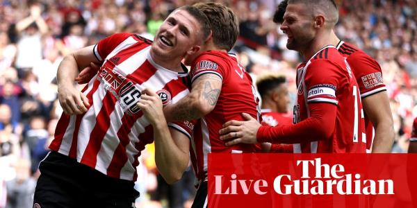 Sheffield United v Crystal Palace: Premier League – as it happens