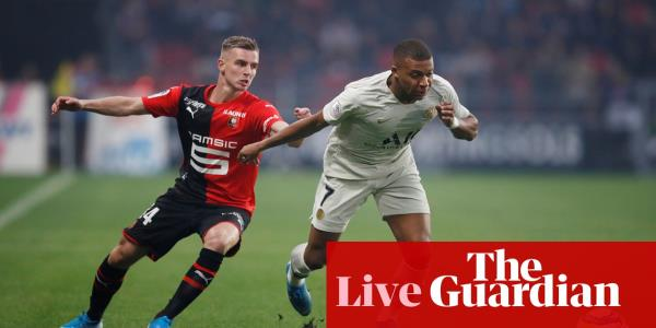 Rennes v Paris Saint-Germain: Ligue 1 – live!