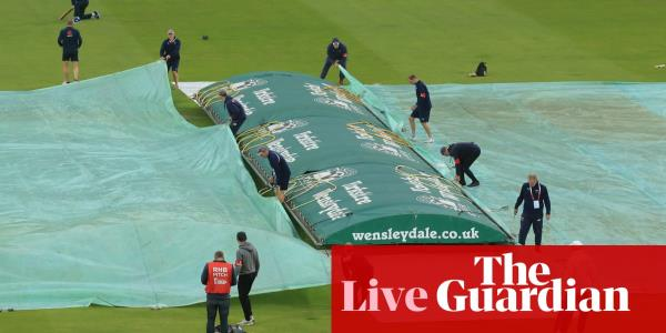 Ashes 2019: England v Australia third Test, day one – live!