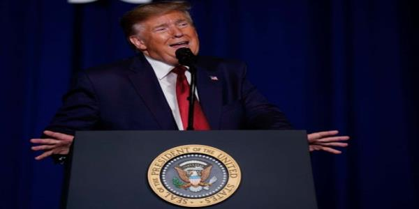 Trump news – live: President threatens to release thousands of captured Isis fighters into Europe after extraordinary series of outrageous statements