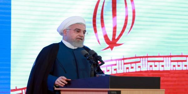 Irans Rouhani warns Macron of looming nuclear step