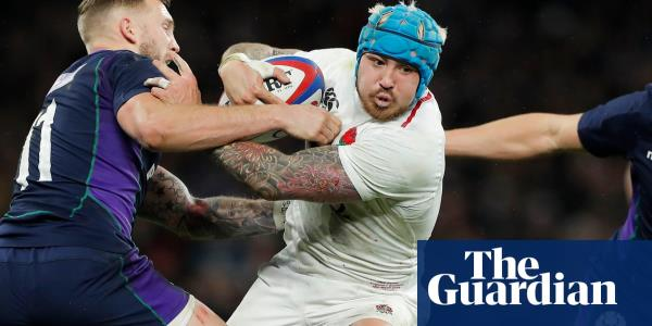 England gamble on Nowell being fit for Japan despite appendix operation