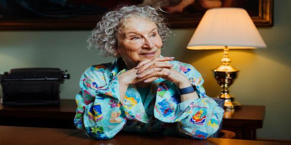 Margaret Atwood Says A Handmaids Tale Is Now A Lot Closer to Reality