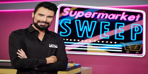 Supermarket Sweeps Rylan Clark-Neal Laughs Off Bad Review After New Series Debuts