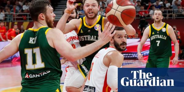 Australia heartbroken by Spain in Fiba Basketball World Cup double overtime thriller