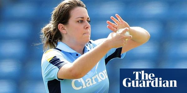The Guardian women's cricketer of the year 2019: Katie Levick | Raf Nicholson