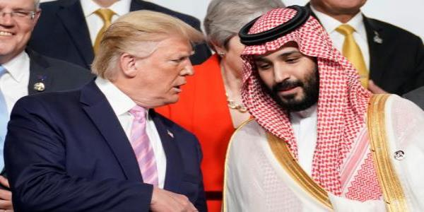 The latest Iran-Saudi flare-up exposes Trumps bankrupt Middle East policy
