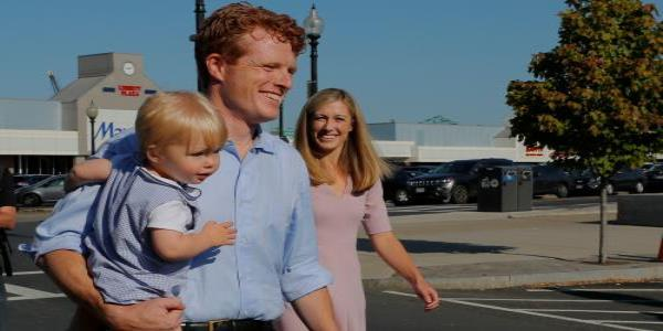Joe Kennedy, Bobbys grandson, to take on veteran Democrat for Senate seat
