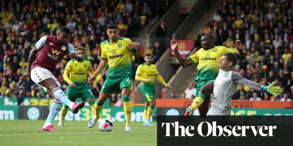 Wesley strikes twice to set up Aston Villa's demolition job at Norwich City