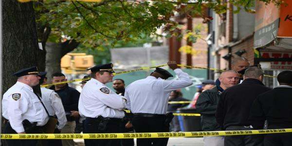 Four dead in New York shooting