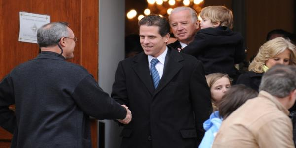 Hunter Biden Served as 'Ceremonial Figure' on Burisma Board for $80,000 Per Month