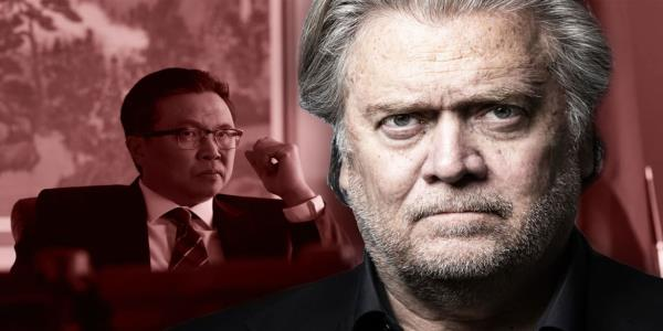 Bannon Teams Up With Chinese Group That Thinks Trump Will Bring on End-Times