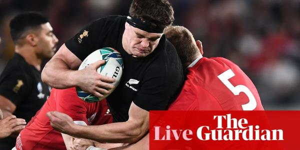 New Zealand v Wales: Rugby World Cup 2019 bronze final – live!