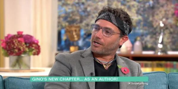 Gino D'Acampo Debuted A New Look On This Morning And People Have... Thoughts