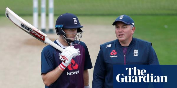 Chris Silverwood preaches old-school Test batting values as new era dawns | Ali Martin
