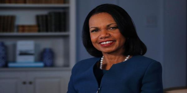 Condoleezza Rice Calls Giuliani's Ukraine Involvement 'Deeply Troubling'