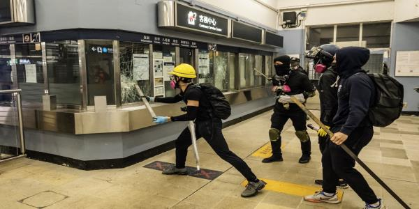 Minister Warns of 'Unthinkable' Consequences: Hong Kong Update