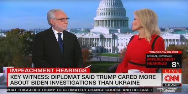 You embarrassed yourself: Kellyanne Conway blasts CNNs Wolf Blitzer for playing George Conway clip