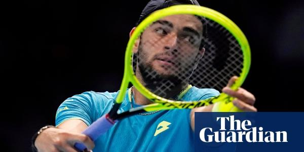 Berrettini hails 'unbelievable season' after beating Thiem at ATP Finals
