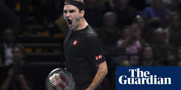 Roger Federer delivers masterclass in win over Novak Djokovic at ATP finals