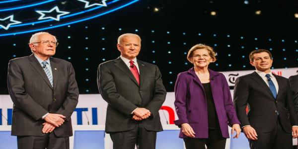 DNC Announces 10 Candidates in Atlanta Democratic Debate
