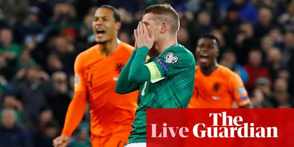 Northern Ireland 0-0 Netherlands: Euro 2020 qualifier – live!