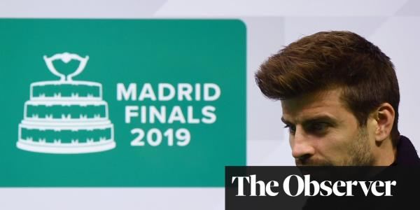 Gerard Piqué says revamped Davis Cup is 'project of my life'