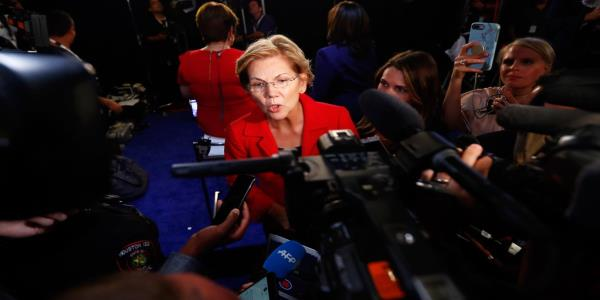 Buttigieg, Fellow Dems Seek Distance from Warren's Pledge 'Never to Give Ambassadorial Positions to Wealthy Donors'