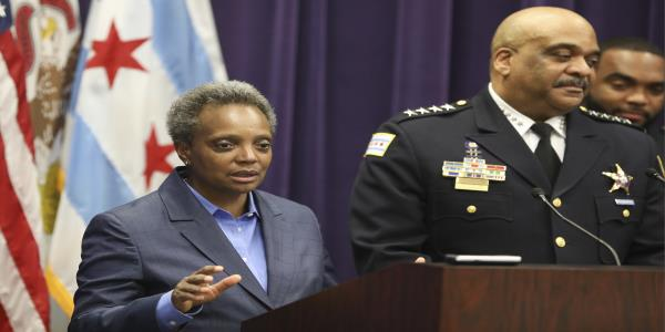 Reports shed new light on Chicago police chief's firing