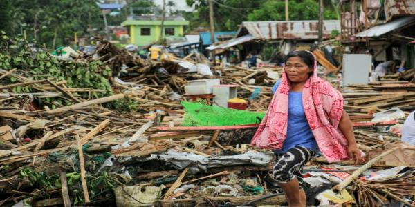 Typhoon Kammuri death toll hits 13 in Philippines