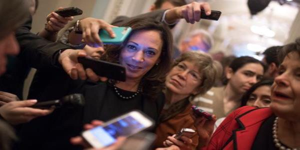 After Kamala: activists fear Democratic primary whitewash