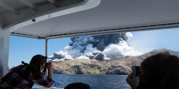 No more survivors on New Zealand island after volcano eruption