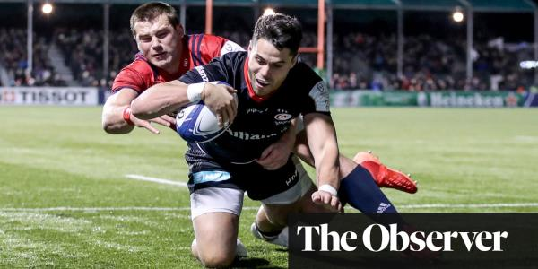 European champions Saracens keep their quarter-final hopes alive