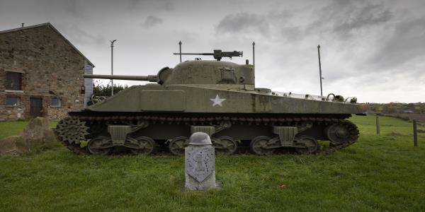 WWII allies, ex-enemy Germany mark 75th Battle of the Bulge