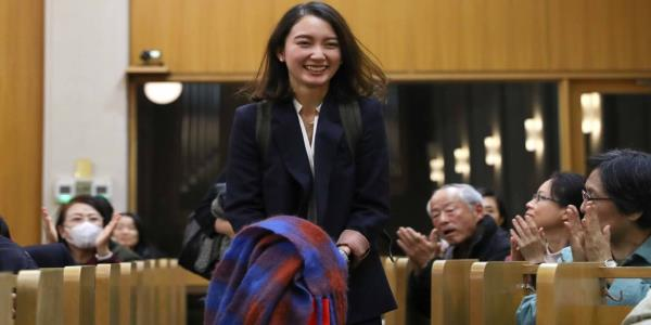 A Rape Victim's Stunning Victory Against Japan's Powerful 'Weinsteins'