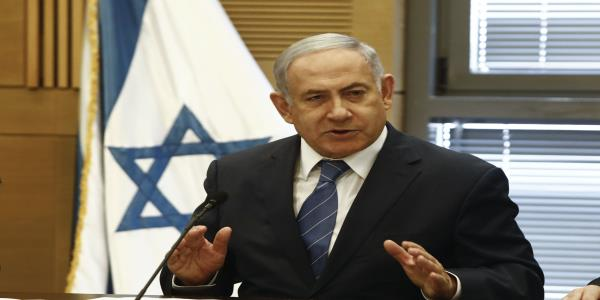 Embattled Netanyahu Faces Rare Challenge to Lead Likud
