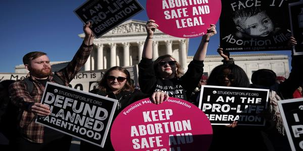 Trump Administration Asks Supreme Court to Back Louisiana Abortion Curbs