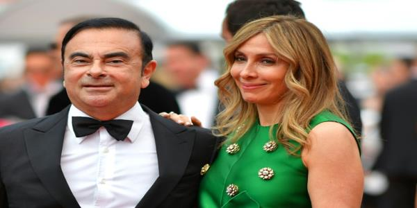 Arrest warrant issued in Japan for Carlos Ghosns wife