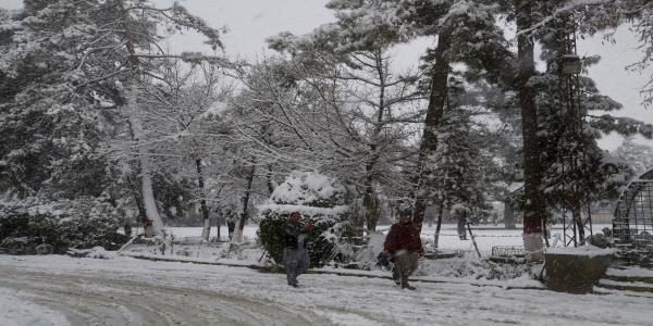 Severe weather in Afghanistan, Pakistan leaves 43 dead